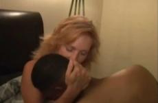 Double creampie vaginal par deux amants blacks - Cuckold vidéo