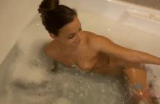 La sexy Amirah se fait remplir la chatte de sperme - Creampie vaginal