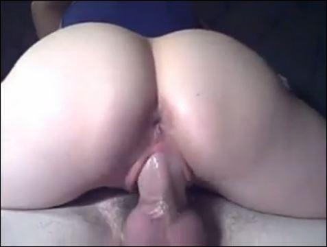Grosse bite sur webcam