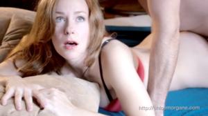 Chloé Morgan reçoit une belle éjac anal