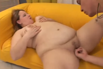 Creampie vaginal pour cette grosse femme
