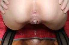 Compilation de 16 creampies vaginales